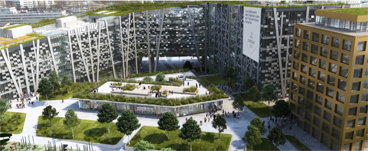 Passez à l'aluminium recyclé pour vos prochaines construction